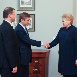 L. Graužinienė: prezidentė galėjo padėti R. Karbauskiui laimėti