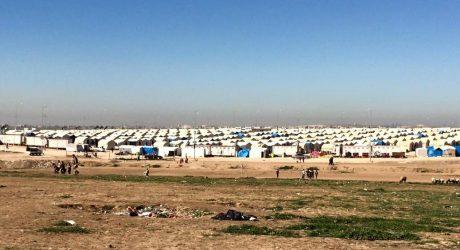 Pabėgėlių stovyklose klaipėdietė jautė slogų beviltiškumą