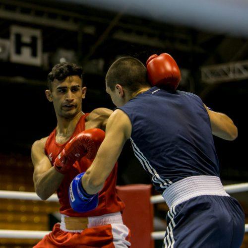 Tarptautinis Algirdo Šociko vardo bokso turnyras  © Vilmanto Raupelio nuotr.
