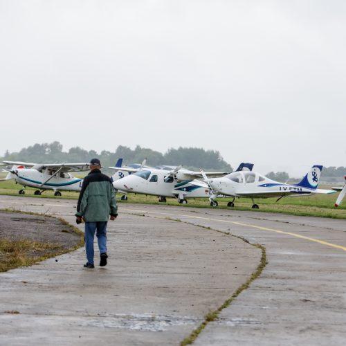 """""""Tarptautinė aviacijos šventė Lietuvos 100-mečiui""""  © Vilmanto Raupelio nuotr."""