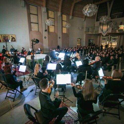 """Koncertas """"Dėlionė orkestrui IV"""""""