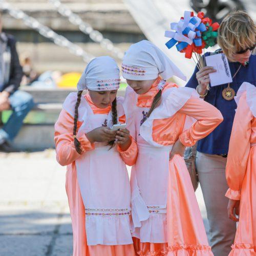 Tautinių mažumų festivalis Klaipėdoje