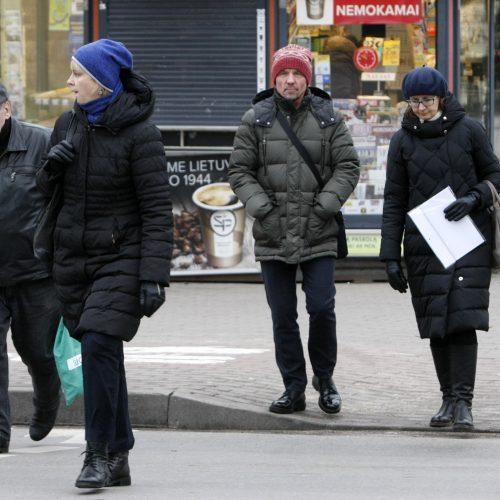 Gruodžio 12-oji Klaipėdos diena  © Vytauto Liaudanskio nuotr.