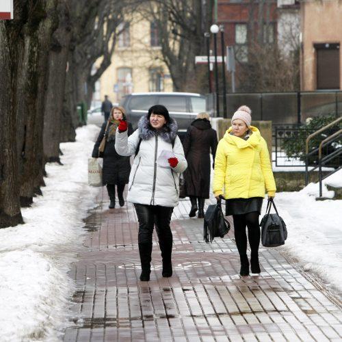 Kovo 13-oji Klaipėdos diena  © Vytauto Liaudanskio nuotr.