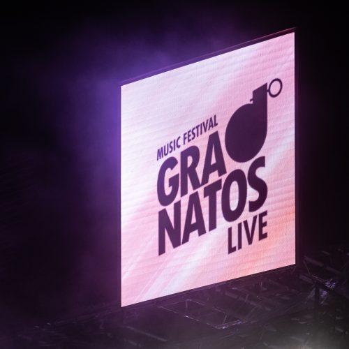 Granatos Live 2018