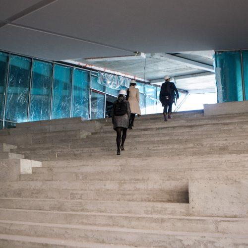 MO muziejus ruošiasi atidarymui  © V. Skaraičio / BFL nuotr.