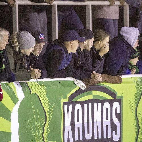 """L. ritulys: """"Kaunas Hockey"""" – """"Energija"""" 2:4  © Evaldo Šemioto nuotr."""