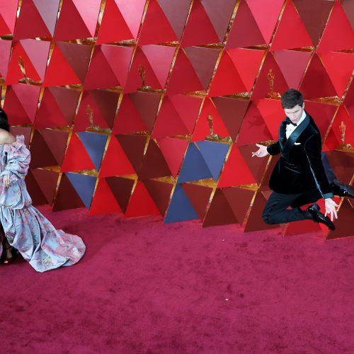 "Išdalyti ""Oskarai""  © Scanpix nuotr."