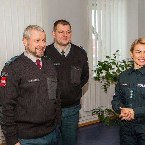 Saugaus eismo klasės atidarymas Kaune  © Laimio Steponavičiaus nuotr.