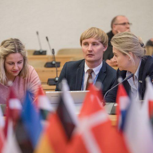 Vyriausybės 100-asis gimtadienis  © D. Janučio/LRVK nuotr.