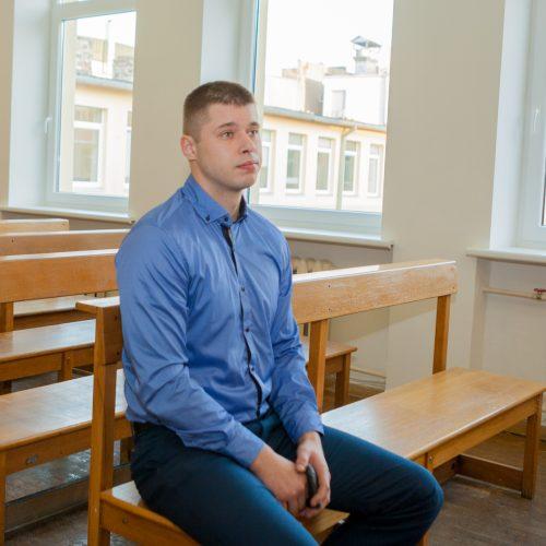 Nuosprendis dėl bandymo papirkti karo mediką  © Laimio Steponavičiaus nuotr.
