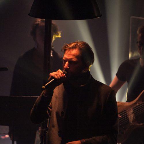 Golden Parazyth koncertas Kaune  © Laimio Steponavičiaus nuotr.