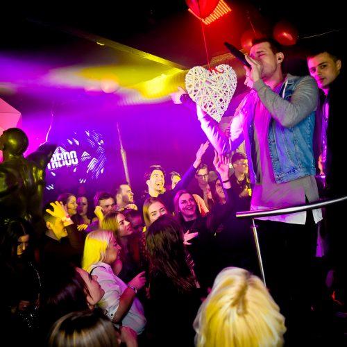"Seksualios ""Taboo"" šokėjos klube  © tomasfoto.lt nuotr."