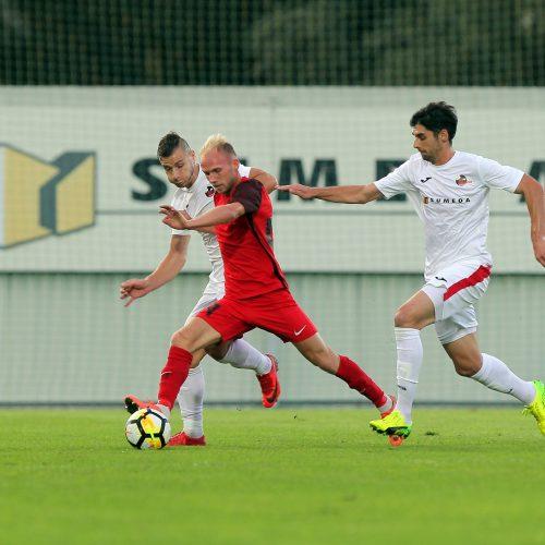 "Europos lygos atranka: ""Sūduva"" – ""Spartaks"" 0:0   © fksuduva.lt"