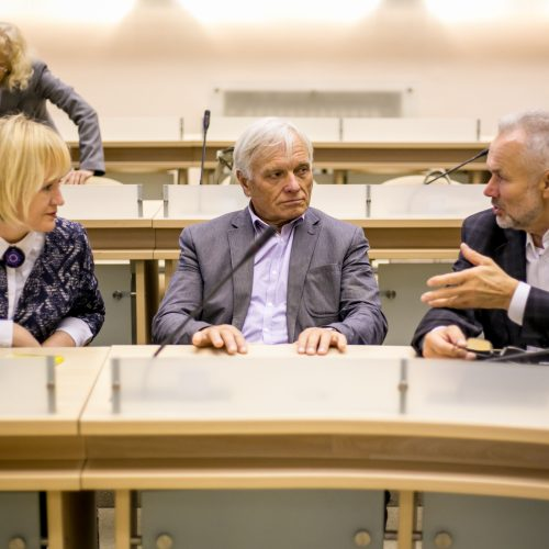 2017 m. rugsėjo tarybos posėdis  © Vilmanto Raupelio nuotr.