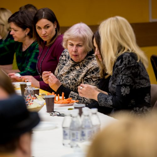 Kaunas švenčia Tarptautinę laimės dieną  © Vilmanto Raupelio nuotr.