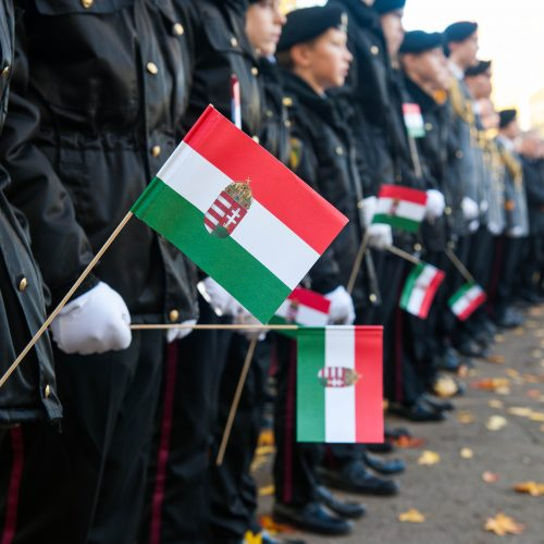 Vengrijos revoliucijos metinės