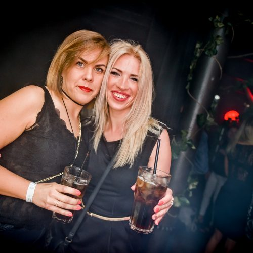 "Joninių naktis ""Taboo"" klube  © tomasfoto.lt nuotr."