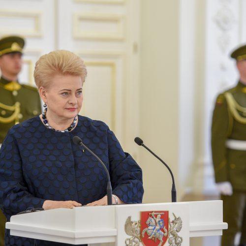 Lietuvoje vieši Italijos prezidentas  © R. Dačkaus / Prezidentūros nuotr.