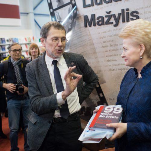 """Į """"Litexpo"""" sukvietė Vilniaus knygų mugė"""