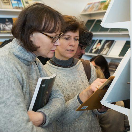"""Į """"Litexpo"""" sukvietė Vilniaus knygų mugė  © V. Skaraičio / BFL nuotr."""