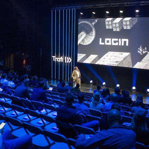 """Vilniuje startavo konferencija """"LOGIN 2018"""""""