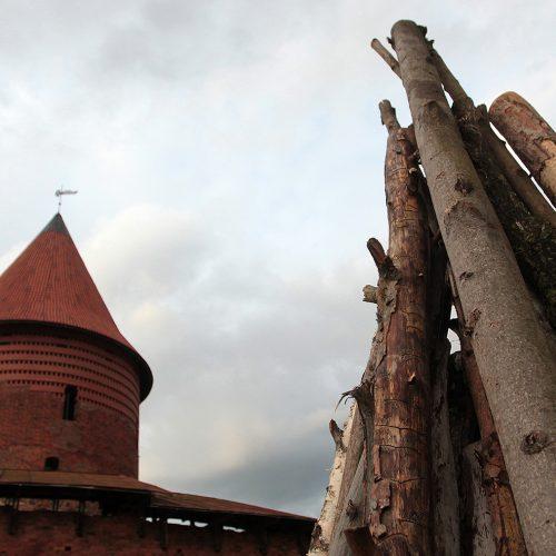 Joninės prie Kauno pilies  © Evaldo Šemioto nuotr.