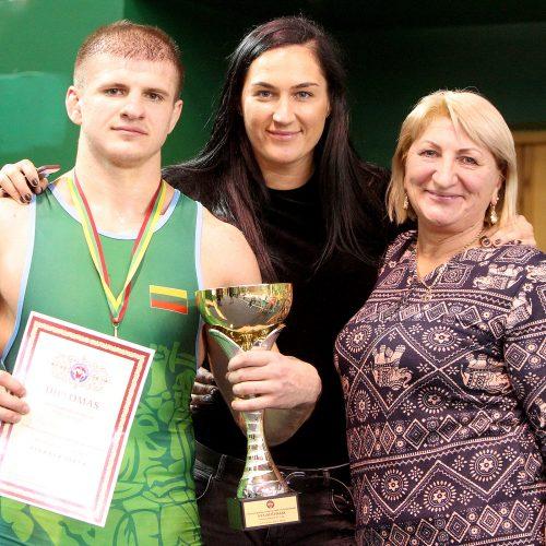 Lietuvos imtynių čempionatas  © Evaldo Šemioto nuotr.