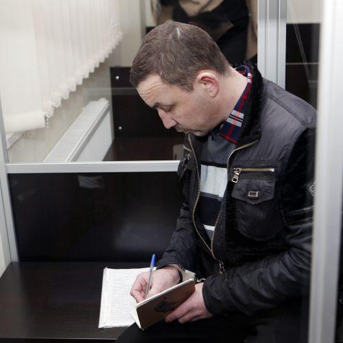 Sergejaus Juziko teismas