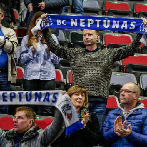 """Neptūnas"" - Alytaus ""Dzūkija"" 77:85  © Vytauto Petriko nuotr."