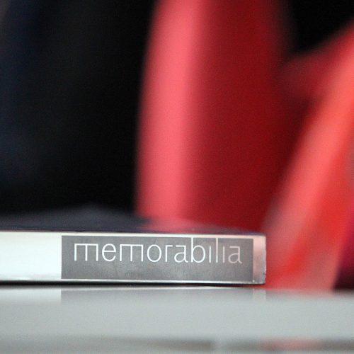 """Albumo """"Memorabilia"""" pristatymas KMN"""