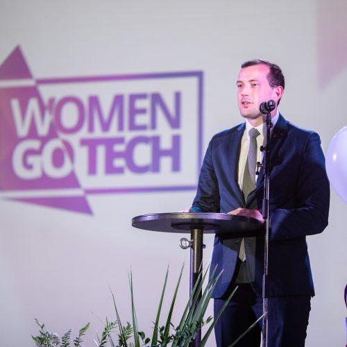 """""""Women Go Tech"""" sezono uždarymas  © Artūro Žuko nuotr."""