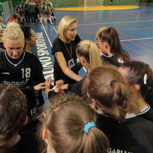 "LMRL finalas: ""Žalgiris"" – ""Garliava"" 37:28  © Evaldo Šemioto nuotr."