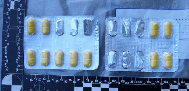 Lietuviai sulaikė narkotikus vežusius latvius