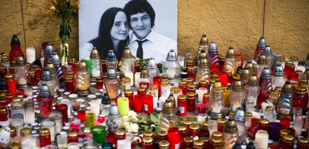 Mafijos įvykdyta žmogžudystė pakeitė Slovakiją: ar ilgam?