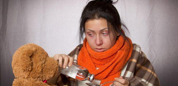 Uostamiesčio poliklinikose – persišaldžiusių pacientų gausa