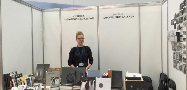 Vilniaus knygų mugėje – susitikimai su fotomenininkais