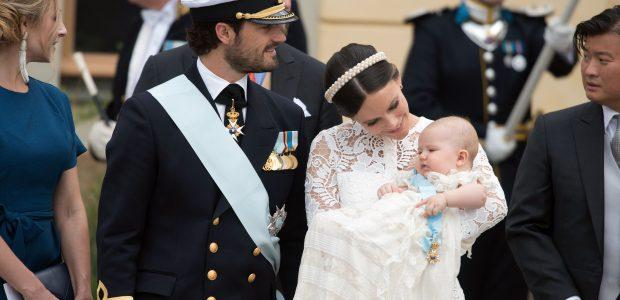 Švedų princesė Sofia laukiasi antro vaiko