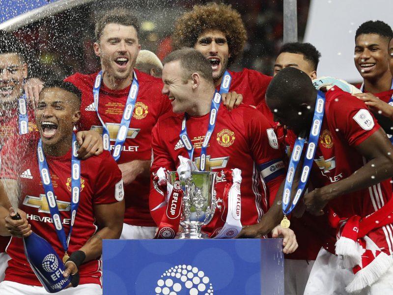 """Anglijos Lygos taurė: """"Manchester United""""-""""Southampton"""""""