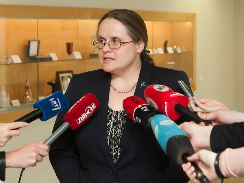 A. Širinskienė siūlo padidinti LRT veiklą tirsiančią komisiją