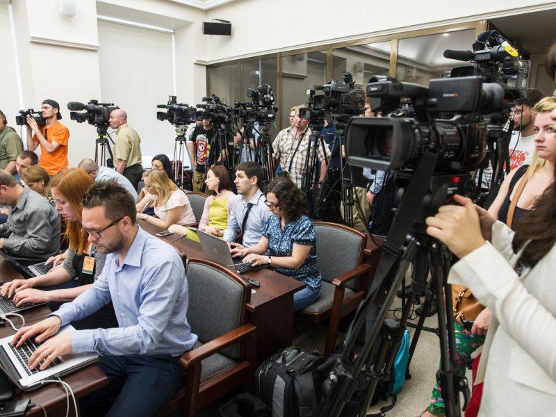 Seime – pataisos dėl nemokamų Registrų centro duomenų žiniasklaidai