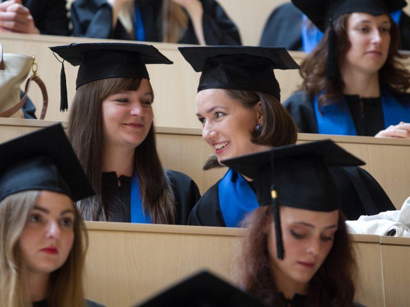 Universitetų tarybos apsisprendė dėl aukštųjų mokyklų pertvarkos
