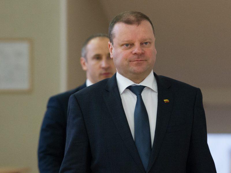 Premjeras Šiauliuose vertins švedų investicijas