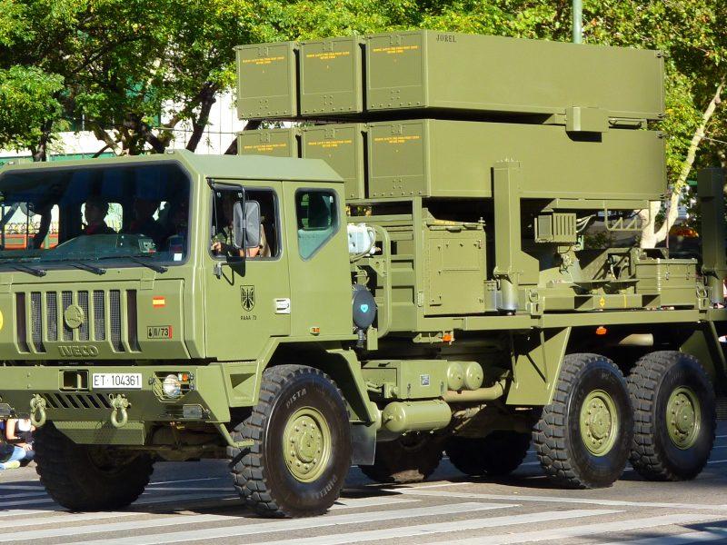 Lietuva perka norvegiškas oro gynybos sistemas