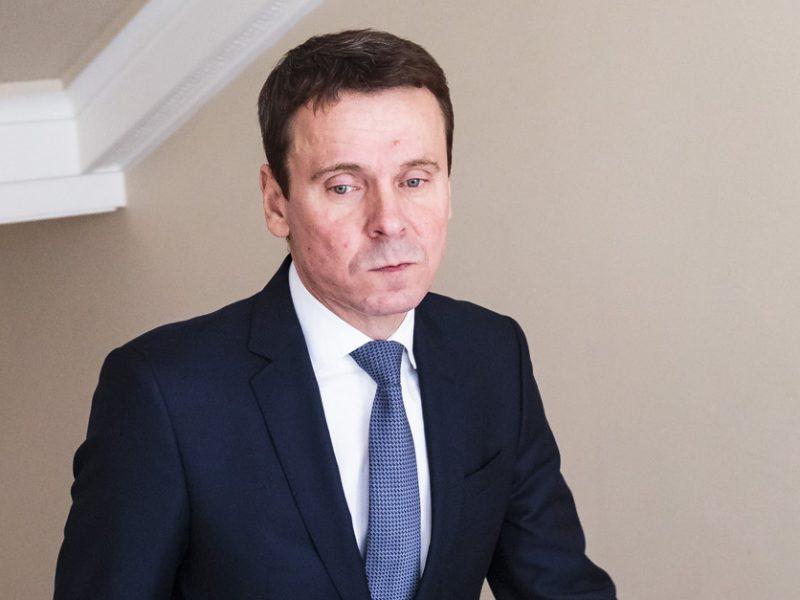 R. Kurlianskio ieškinys prokuratūrai dėl neįvykusios komandiruotės – atmestas