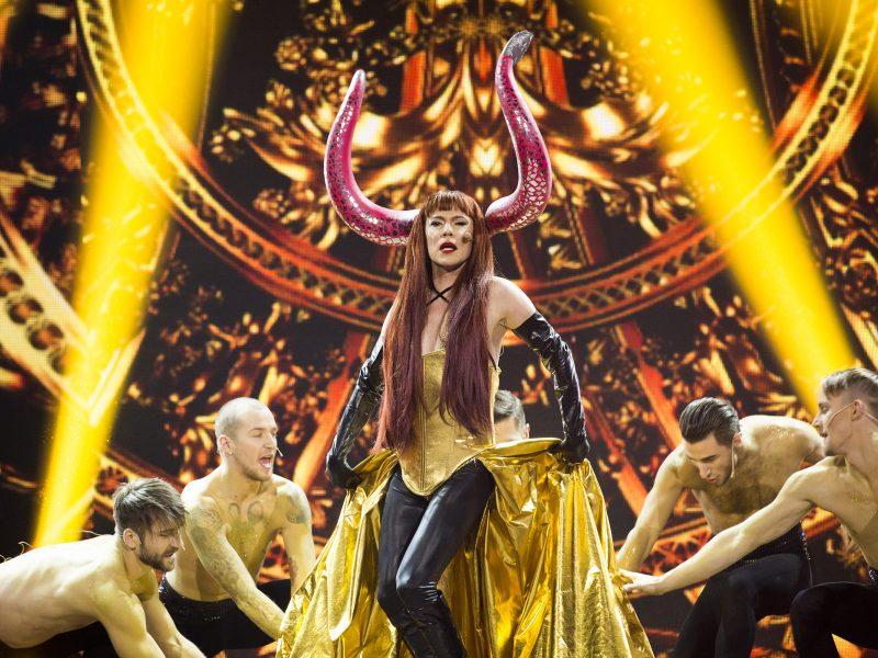 """Lolitai Zero kelią į """"Euroviziją"""" nugrįs Verkos Serdiučkos ir Conchitos sėkmė?"""