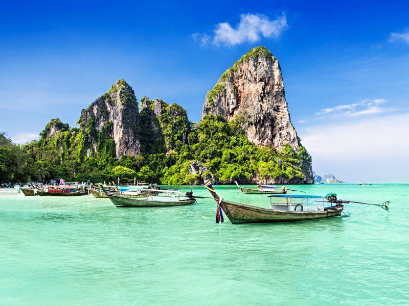 Keliaujame į Tailandą: kodėl verta rinktis Puketo ir Krabi salas