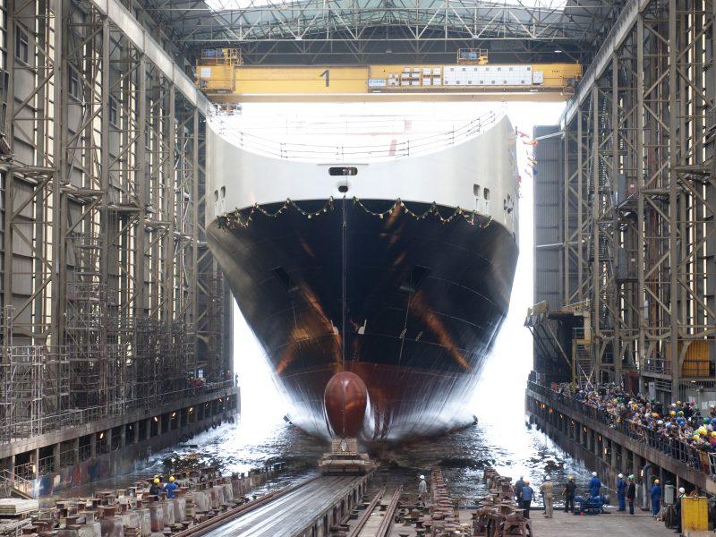 Naujam DFDS laivui suteiktas vardas