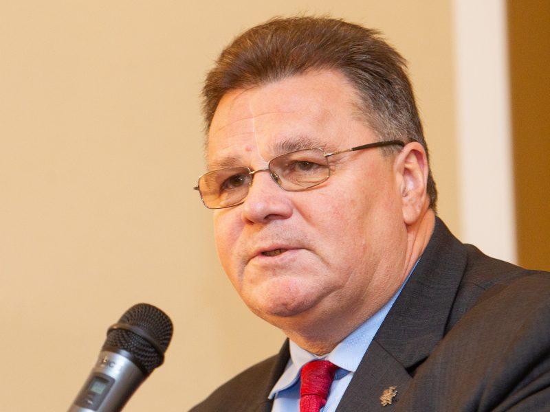 L. Linkevičius Frankfurte atidarys Lietuvos garbės konsulatą