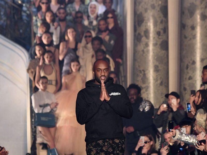 """Louis Vuitton"" vyrų meno direktoriumi taps V. Abloh"